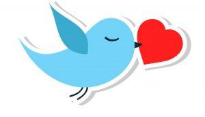 Favoritos en Twitter