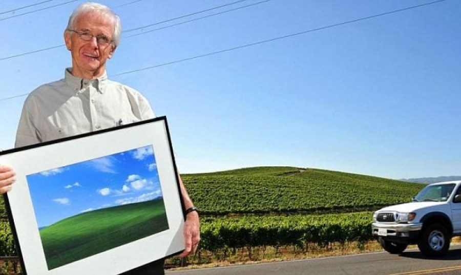 La Foto de Windows XP
