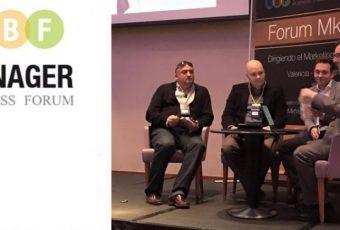 Intervención en el Manager Business Forum 2015