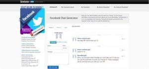 Simitator, una aplicación para publicaciones fake