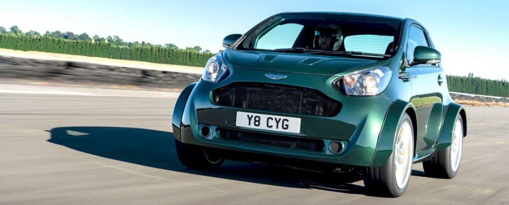 Aston Martin Gynet