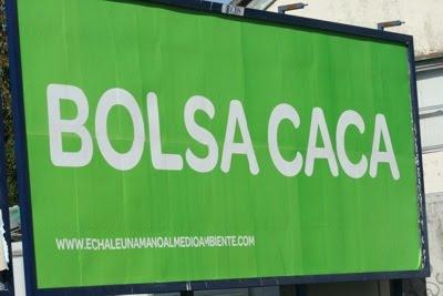 Carrefour y su campaña contra las bolsas de plástico