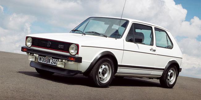 Volkswagen Golf y el comienzo de un mito