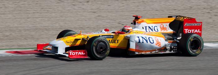 Fernando Alonso y su marca personal