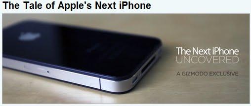 Iphone 4G perdido y encontrado