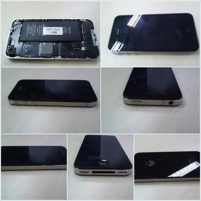 iPhone 4G perdido en un bar