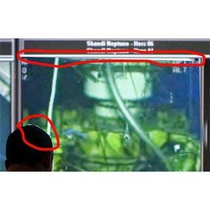 Fotos trucadas. BP se empeña en dañar su imagen