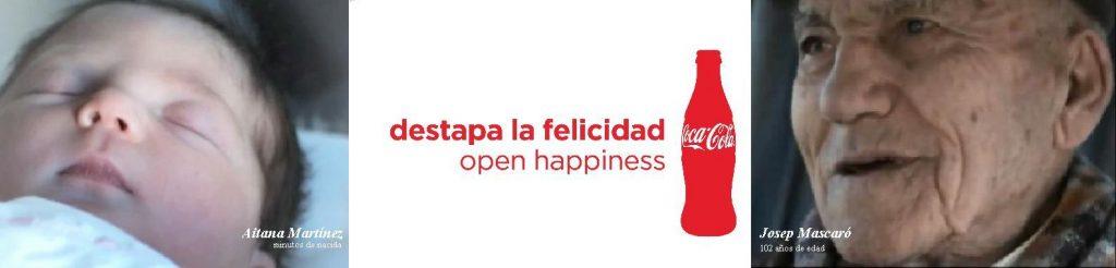 Coca Cola y la Felicidad de la mano de Josep Mascaró