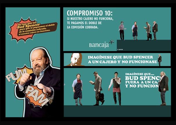 Los Compromisos Bancaja y Bud Spencer