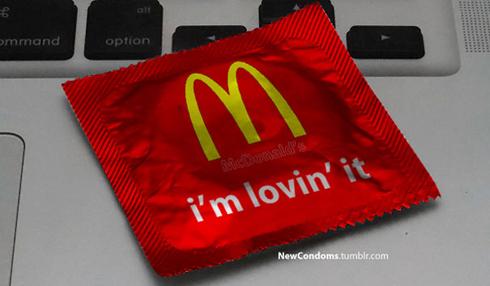 McDonalds regala preservativos en sus Happy Meal.