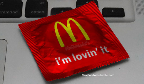 McDonalds regala preservativos