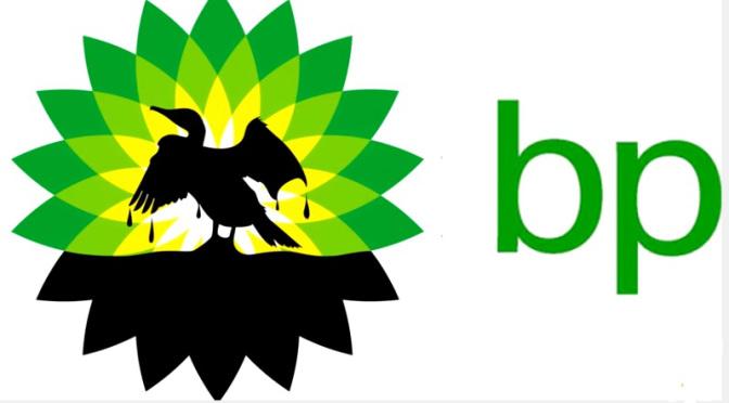 Crisis de BP como consecuencia del vertido de petróleo en el Golfo de México