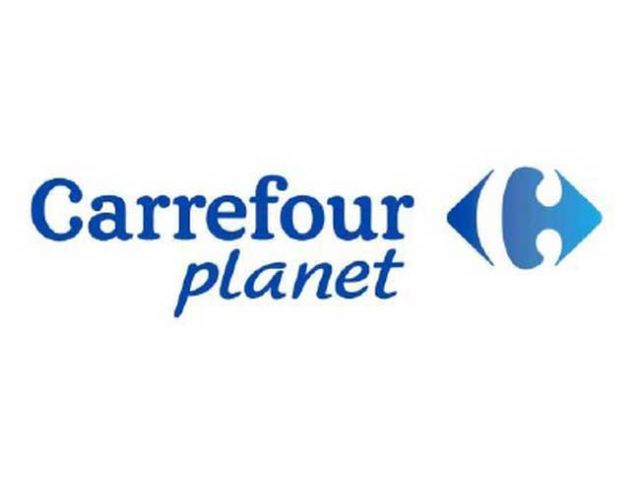 Logo Carrefour Planet
