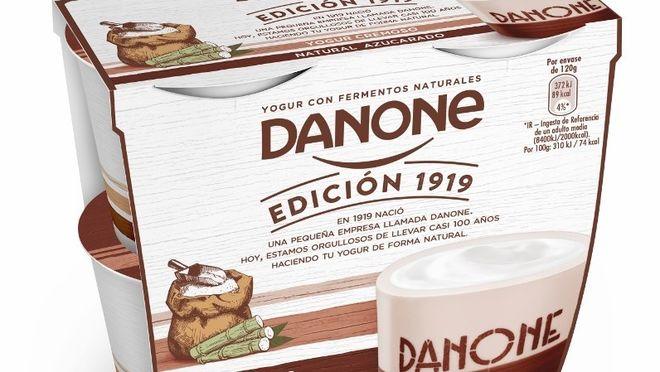 Innovación de Danone, Edición 1919