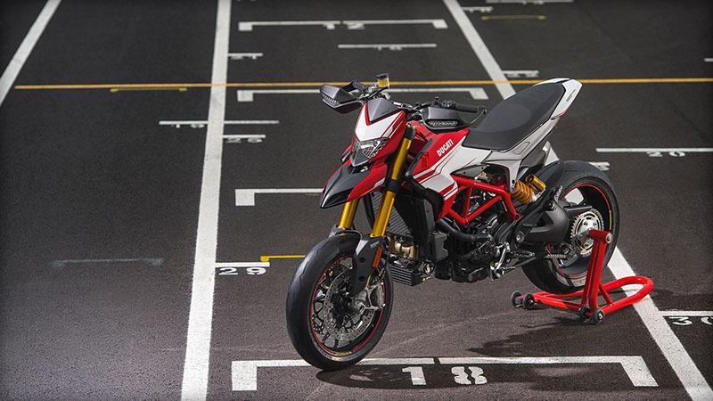Ducati Hypermotard. Un desarrollo de producto diferente