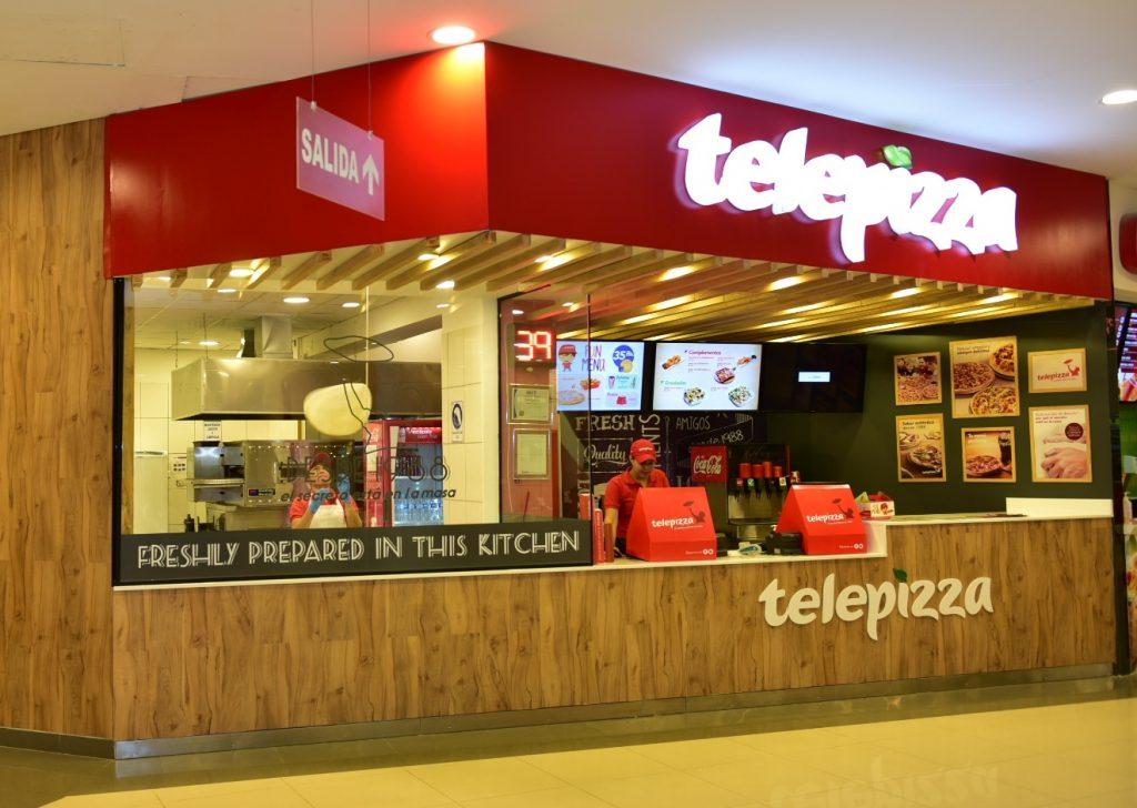 Telepizza abre corners en El Corte Inglés