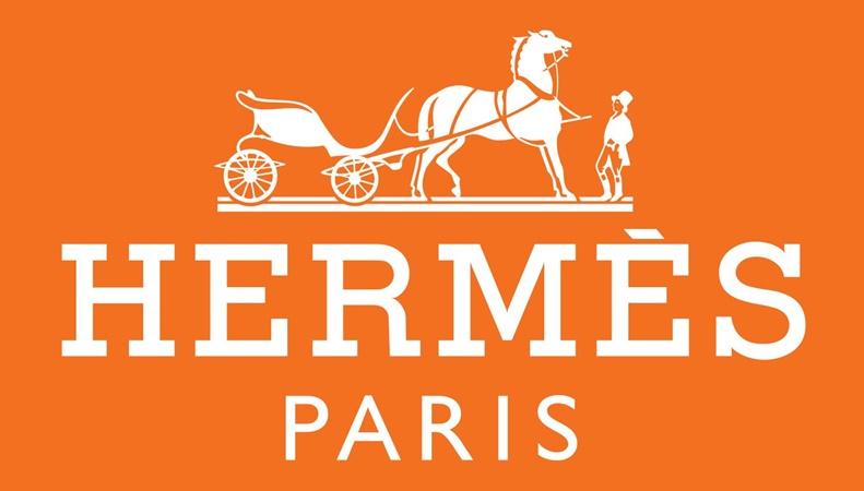 El origen de los productos, un potente atributo. En este caso la marca Hermés de París