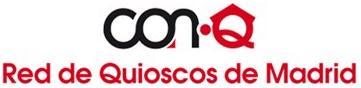 Logo de la red de quioscos de Madrid