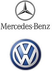 Mercedes y Volkswagen, dos ejemplos de uso de niños en la publicidad