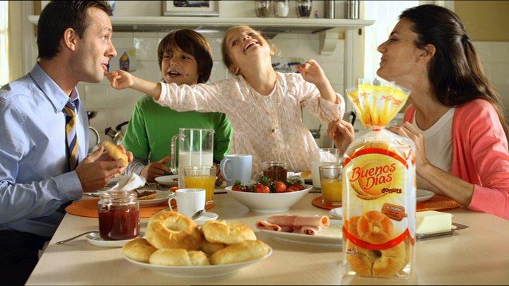 """""""Buenos días"""" de Donuts, un producto con un problema estratégico"""