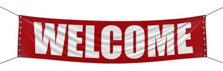Post de bienvenida