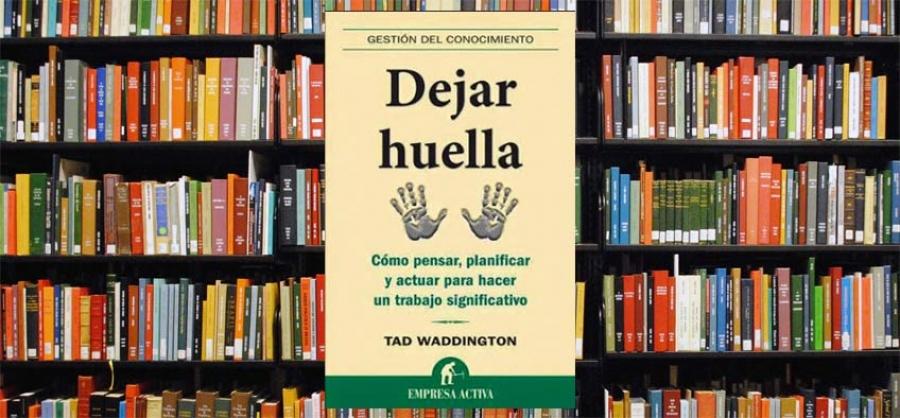 libro Dejar Huella