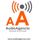 Logo Audio Agencia