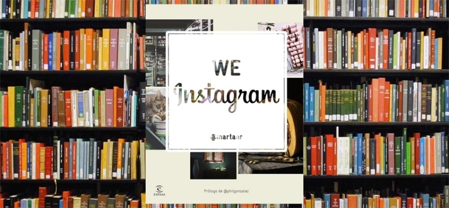 Portada del Libro We Instagram