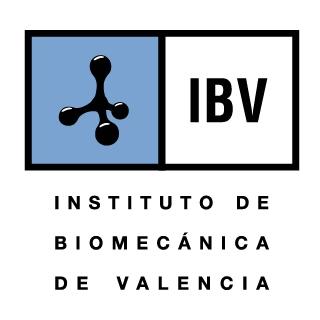 Logo IBV Instituto de Biomecánica de Valencia