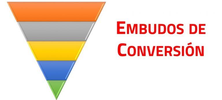 Creación de Embudos de Conversión