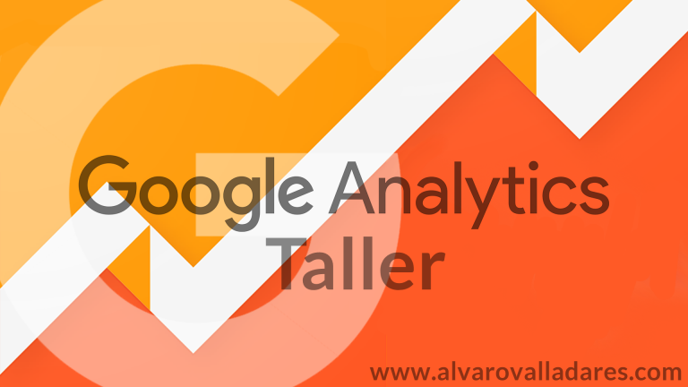 Taller Básico de Google Analytics