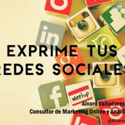 Presentación Exprime tus Redes Sociales