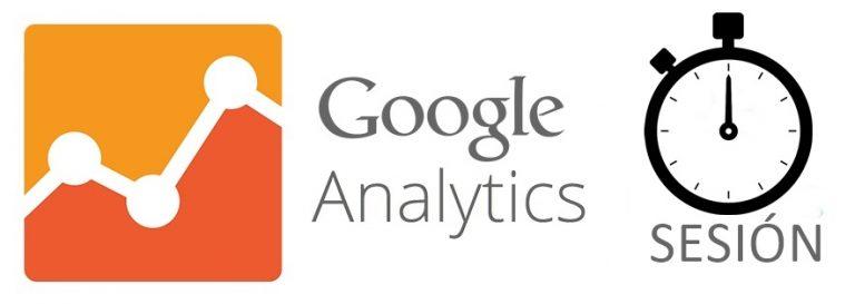 Qué es una SESIÓN en Google Analytics