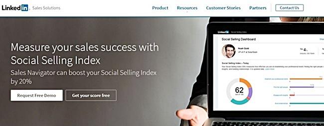¿Qué es el índice SSI de LinkedIn?