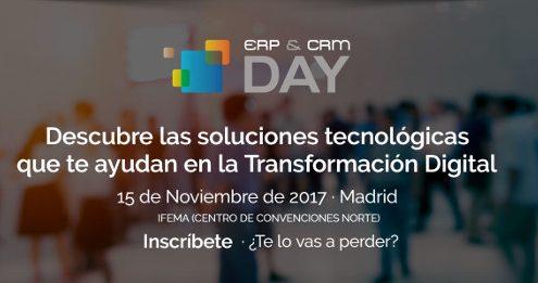 Primera Edición de ERP & CRM Day