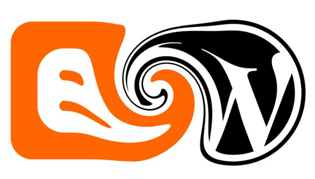 De Blogger a WordPress