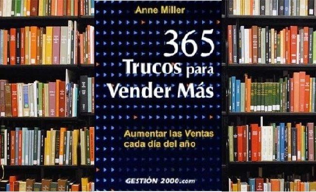 Libro 365 trucos para vender más