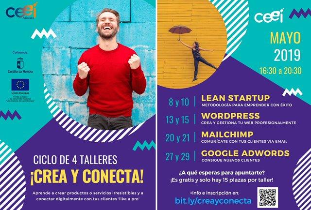 Curso de mailchimp en Albacete