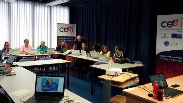 Solucionando dudas en el curso de  Mailchimp en Albacete